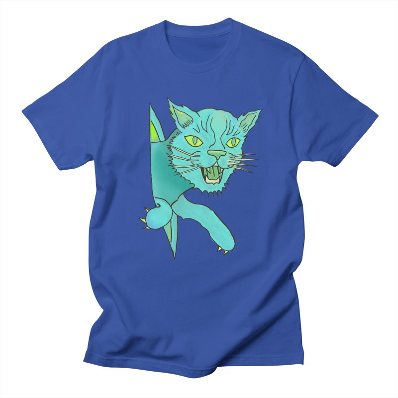 MeoW Men's Regular T-Shirt by miskel's Shop
