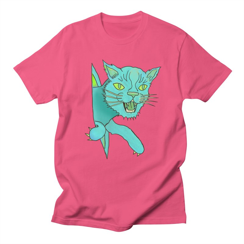 MeoW Men's T-Shirt by miskel's Shop