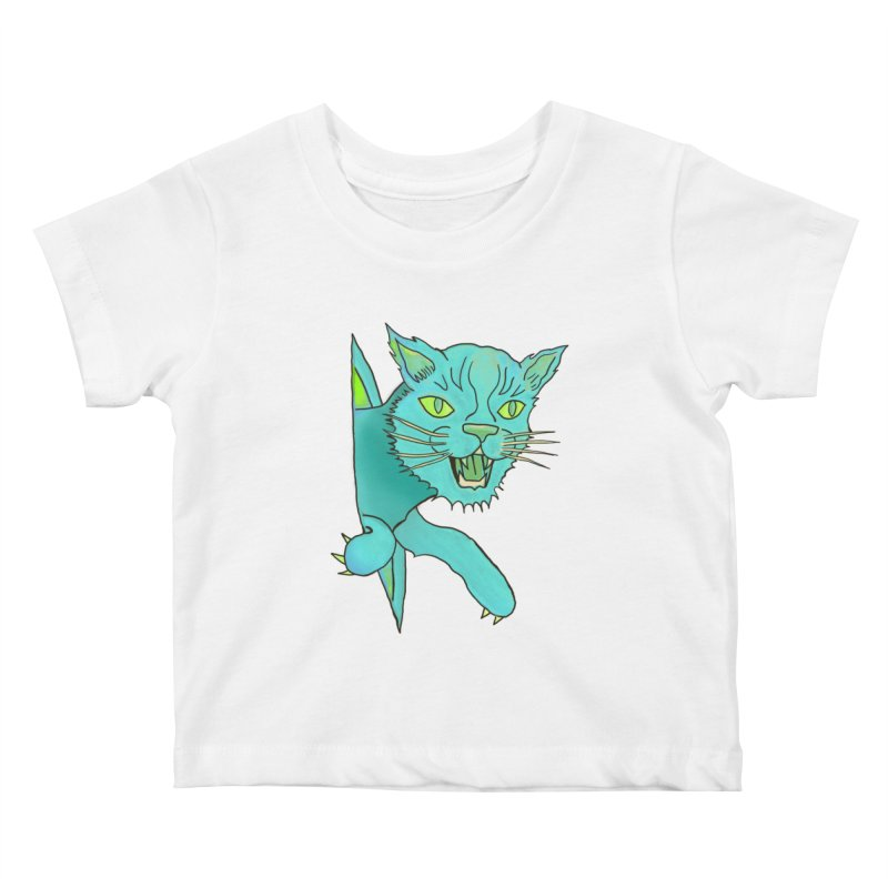 MeoW Kids Baby T-Shirt by miskel's Shop