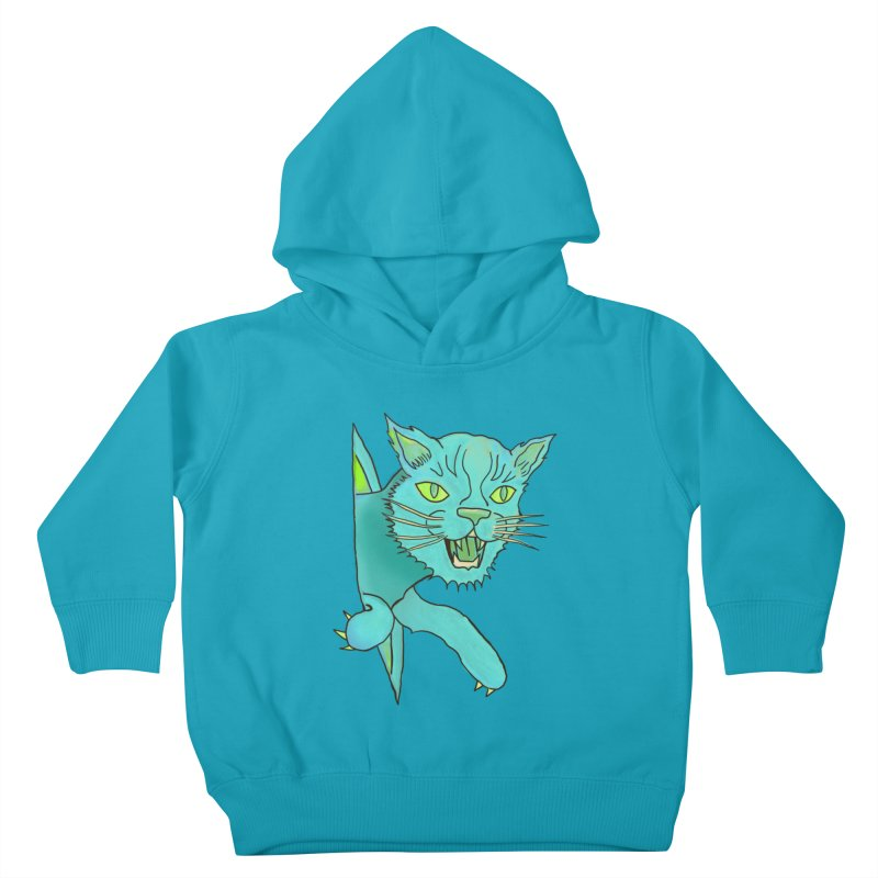 MeoW Kids Toddler Pullover Hoody by miskel's Shop