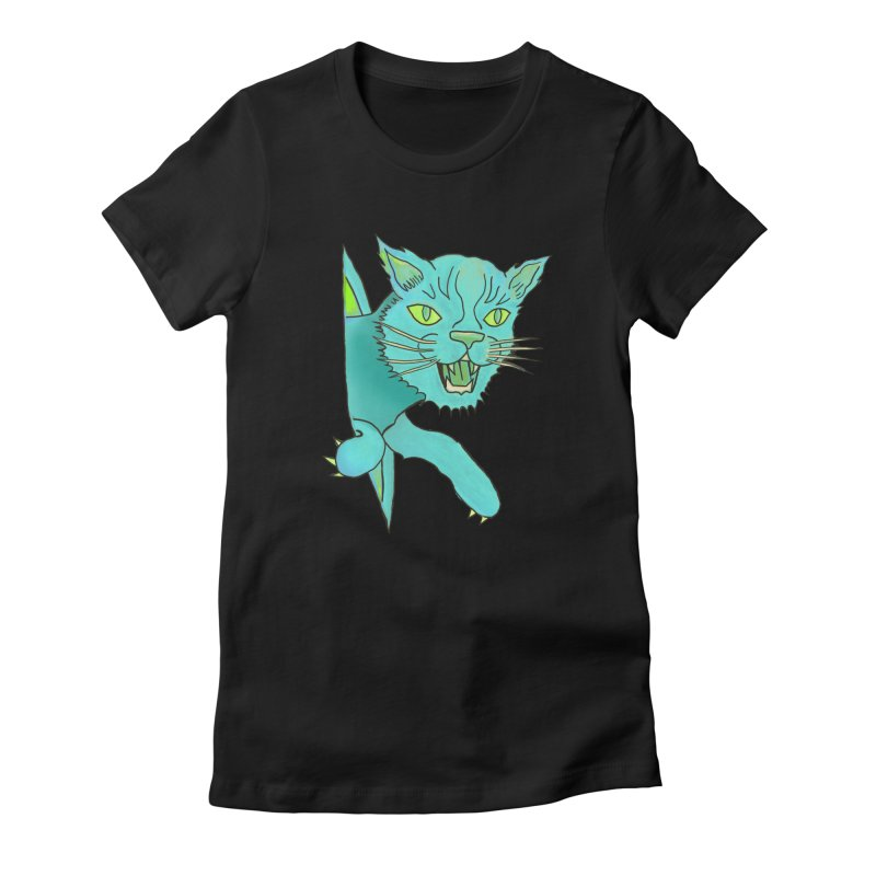 MeoW Women's T-Shirt by miskel's Shop
