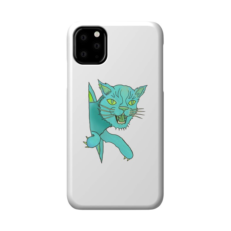MeoW Accessories Phone Case by miskel's Shop