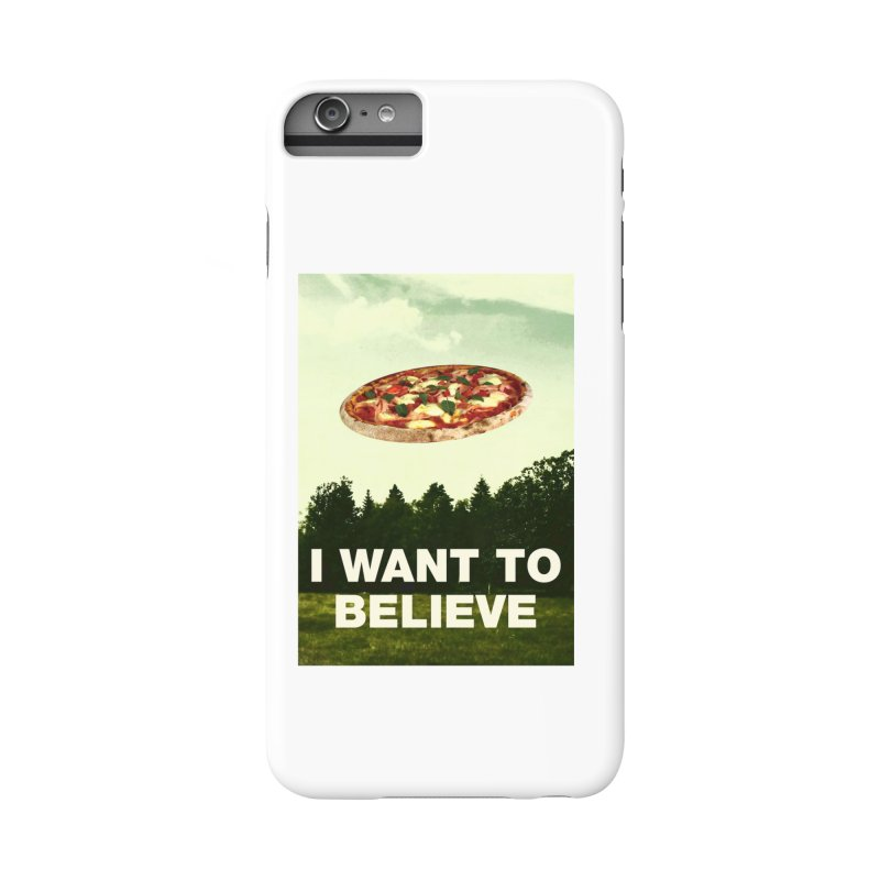 I WANT TO BELIEVE Accessories Phone Case by miskel's Shop
