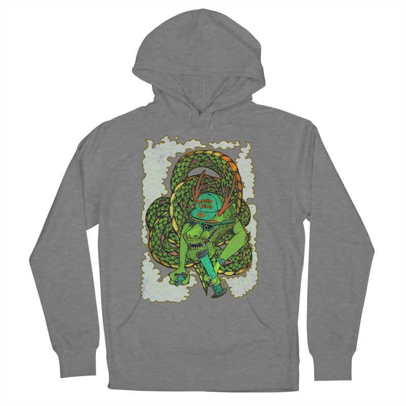 DRAGON BONG Women's Pullover Hoody by miskel's Shop