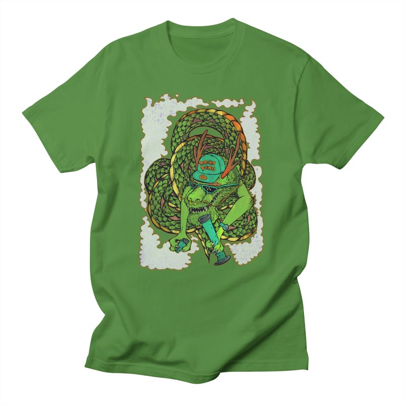 DRAGON BONG Men's T-Shirt by miskel's Shop