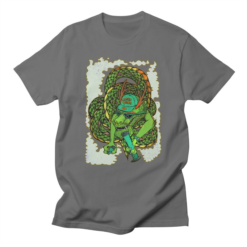 DRAGON BONG Men's T-Shirt by miskel's Shop
