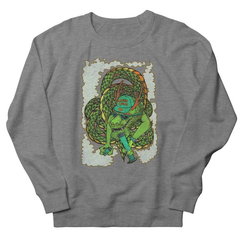 DRAGON BONG Women's Sweatshirt by miskel's Shop