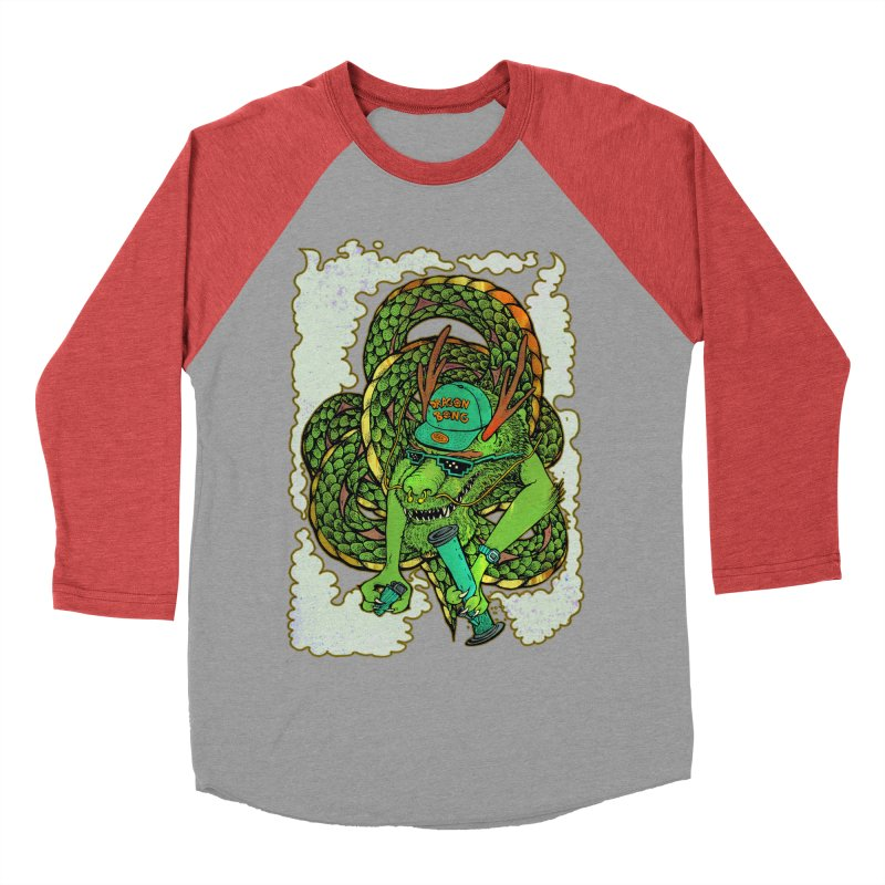 DRAGON BONG Men's Longsleeve T-Shirt by miskel's Shop