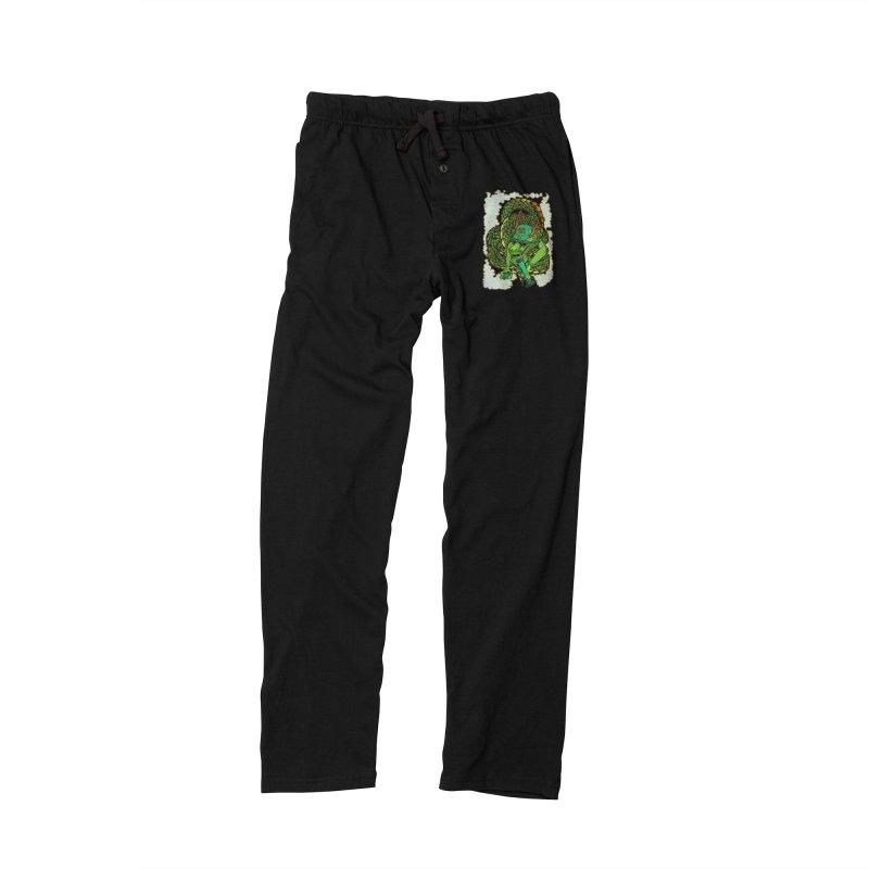 DRAGON BONG Men's Lounge Pants by miskel's Shop