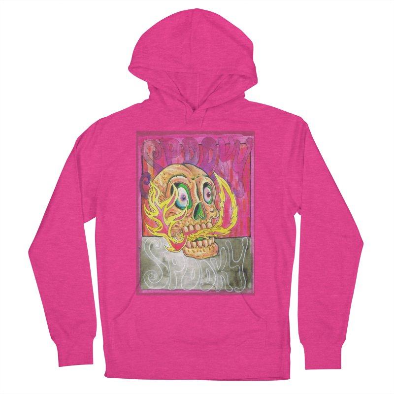 SPOOKY SPOOKY Women's Pullover Hoody by miskel's Shop