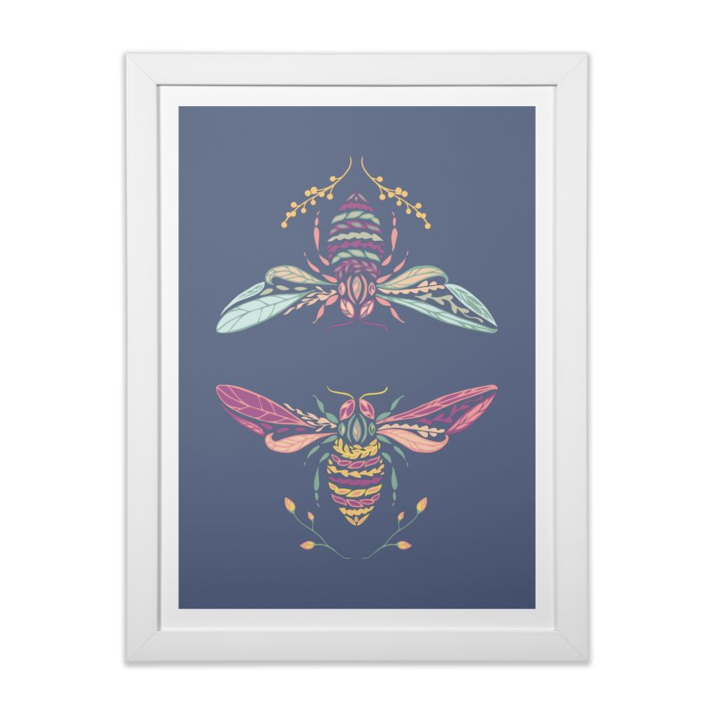 Your Royal Flyness Home Framed Fine Art Print by MissabeeART