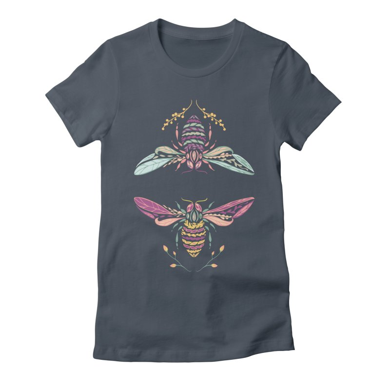 Your Royal Flyness Women's Fitted T-Shirt by MissabeeART