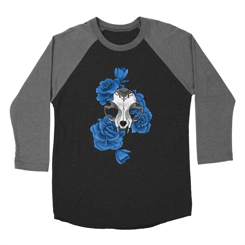 Familiar Men's Baseball Triblend T-Shirt by MissabeeART