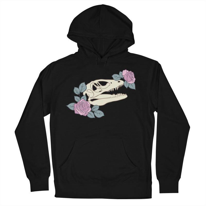 Skull Garden Women's Pullover Hoody by MissabeeART