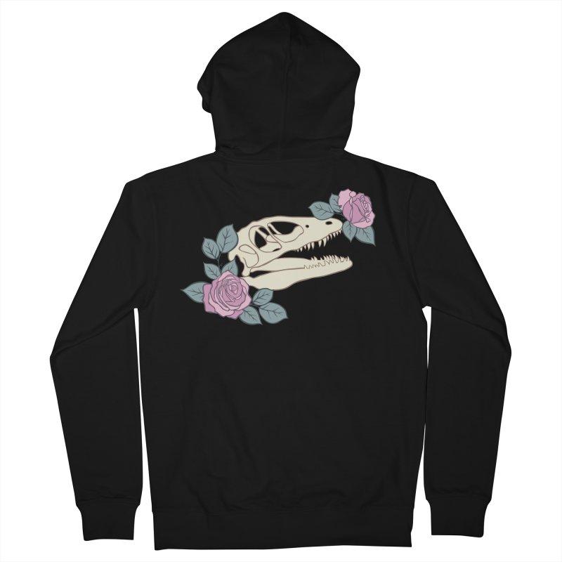 Skull Garden Women's Zip-Up Hoody by MissabeeART