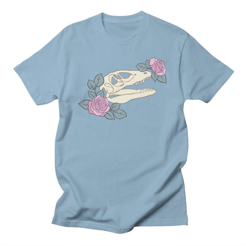 Skull Garden Women's Unisex T-Shirt by MissabeeART
