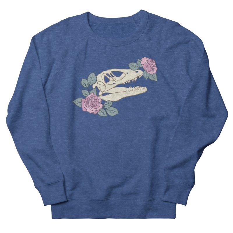 Skull Garden Women's Sweatshirt by MissabeeART