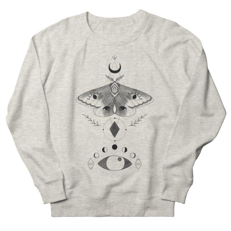 Mystic Moth Women's Sweatshirt by MissabeeART