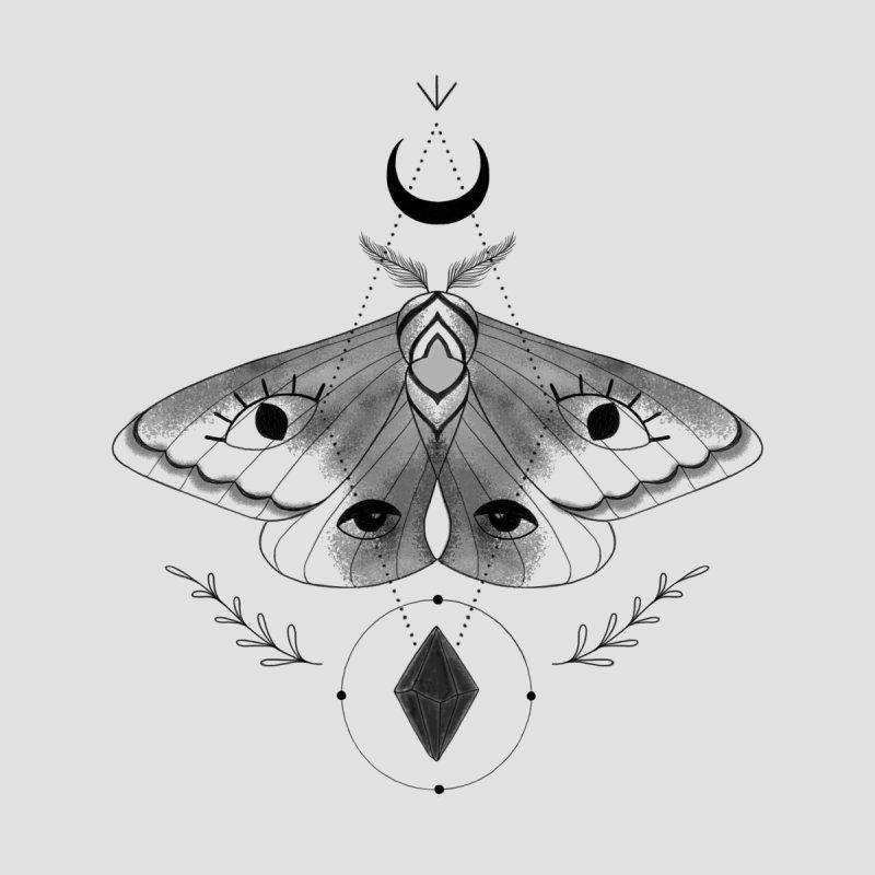 Mystic Moth V2 by MissabeeART