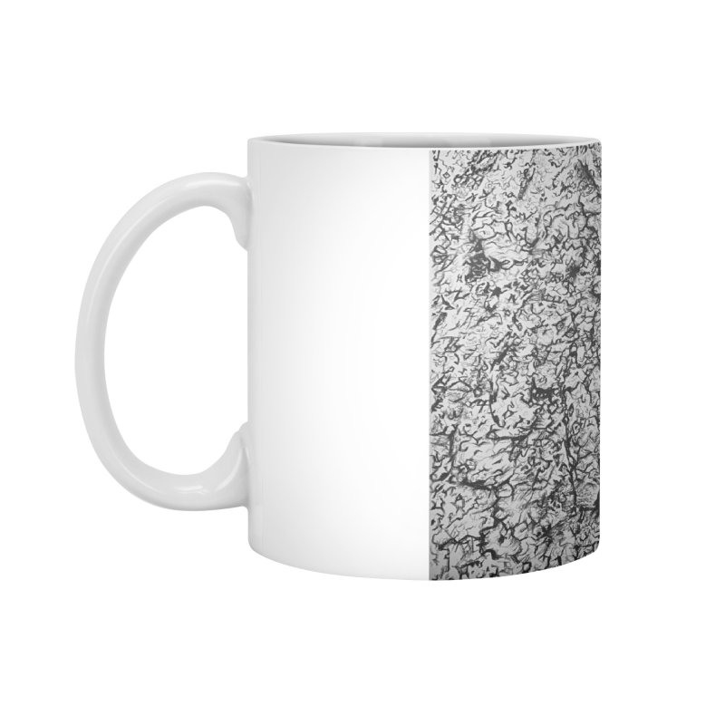 """charcoal tree bark 4"" all around Accessories Mug by Miss Jackie Creates"