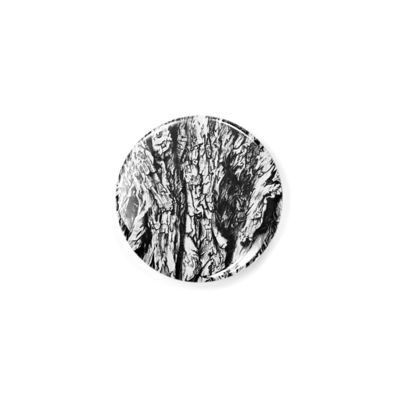 """charcoal tree bark 3"" all around Accessories Button by Miss Jackie Creates"