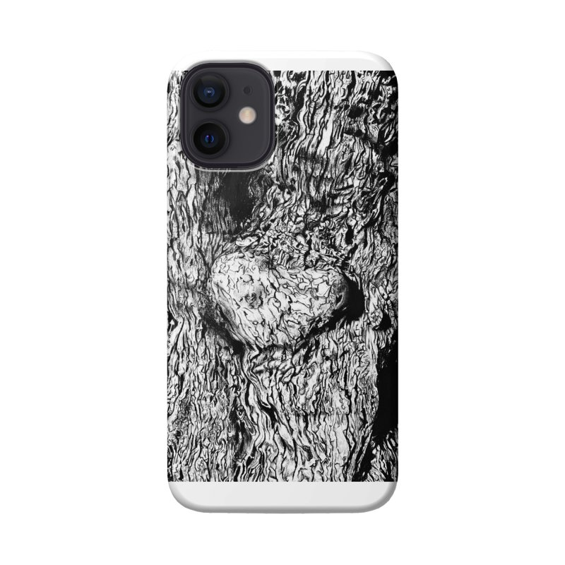 """""""charcoal tree bark 2"""" all around Accessories Phone Case by Miss Jackie Creates"""