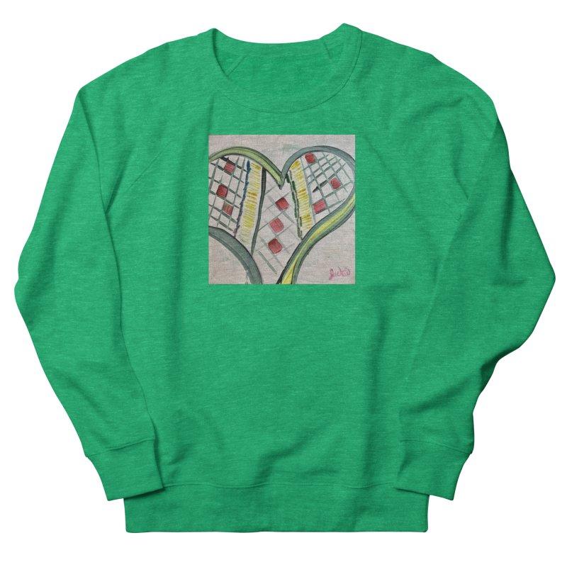 Heart Collaboration Canvas Women's Sweatshirt by Miss Jackie Creates