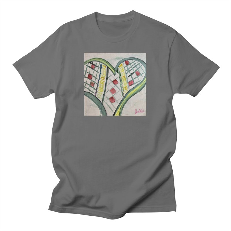 Heart Collaboration all around Men's T-Shirt by Miss Jackie Creates
