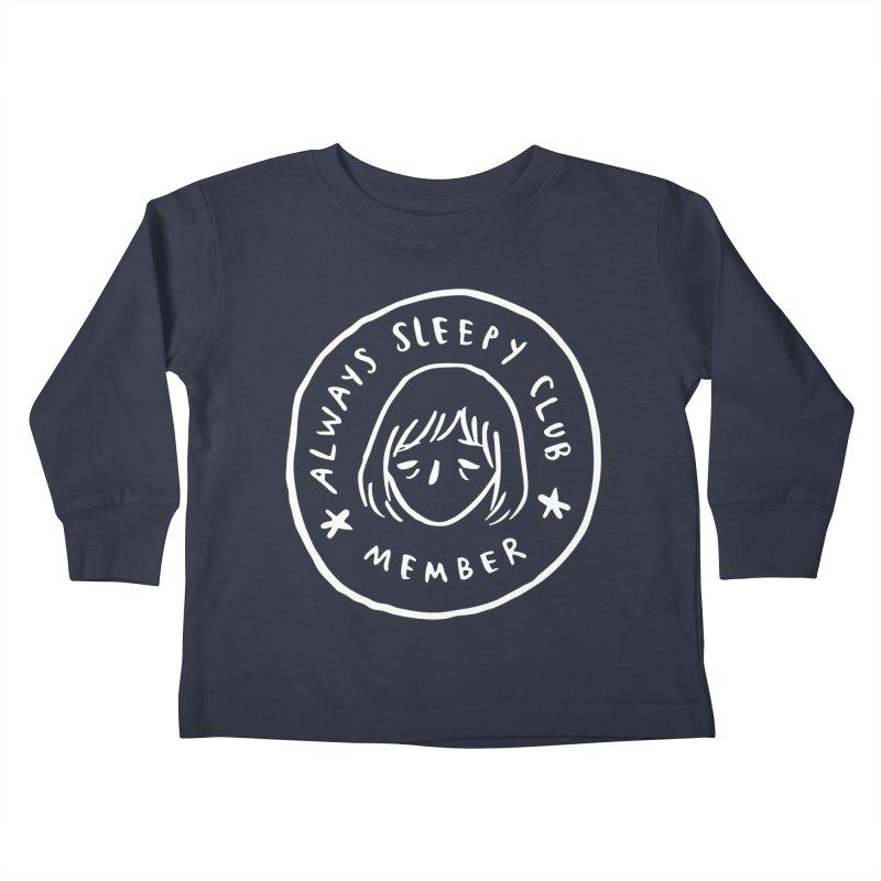Always sleepy club   by Miss Kiwi