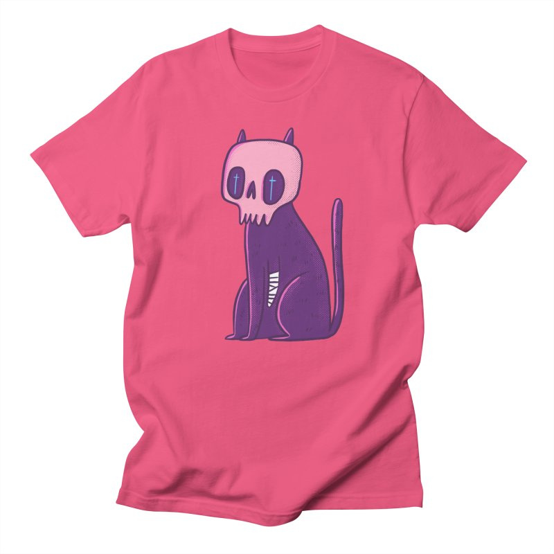 Kitty kitty Men's Regular T-Shirt by Miss Kiwi