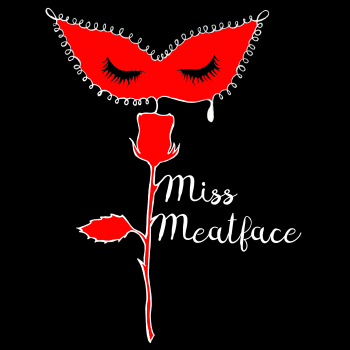 Miss Meatface Logo