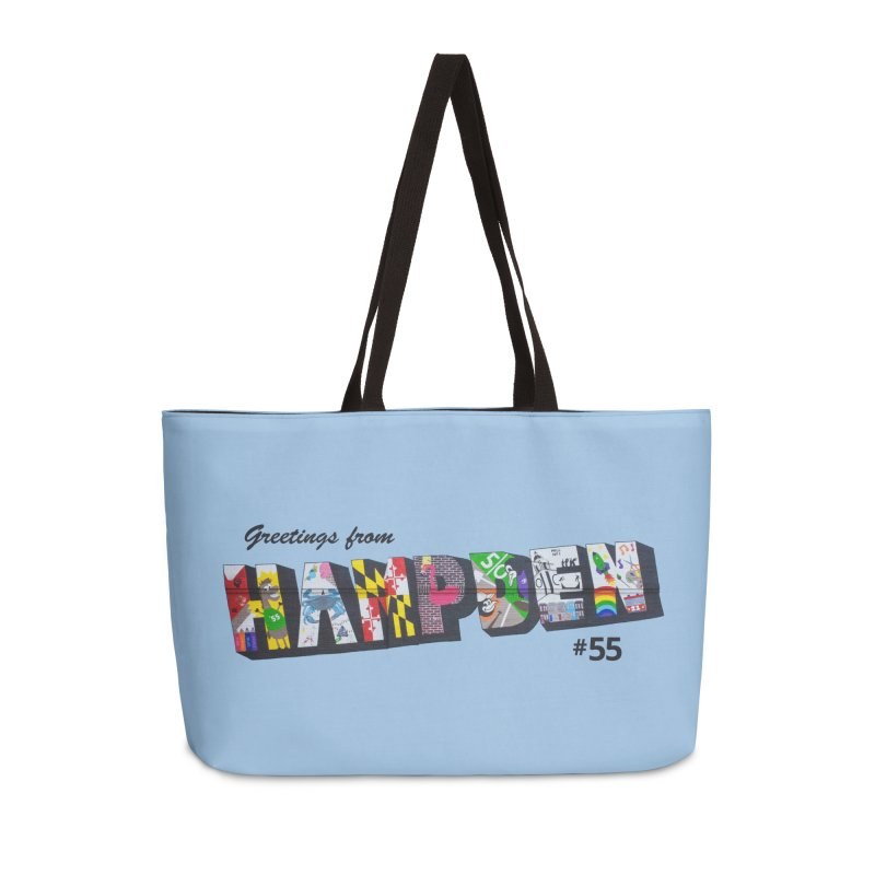 Hampden 55 Accessories Weekender Bag Bag by FOH55
