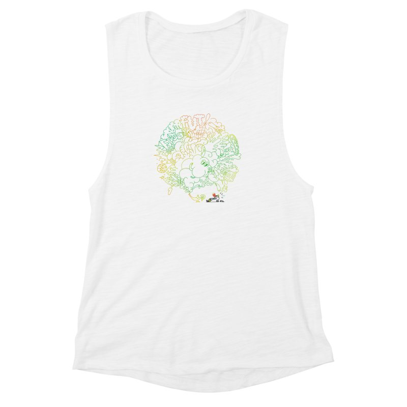 FULLBALL! Women's Muscle Tank by Mr.ED'store