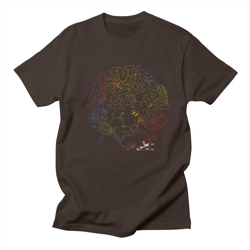 FULLBALL NITES! Men's Regular T-Shirt by Mr.ED'store