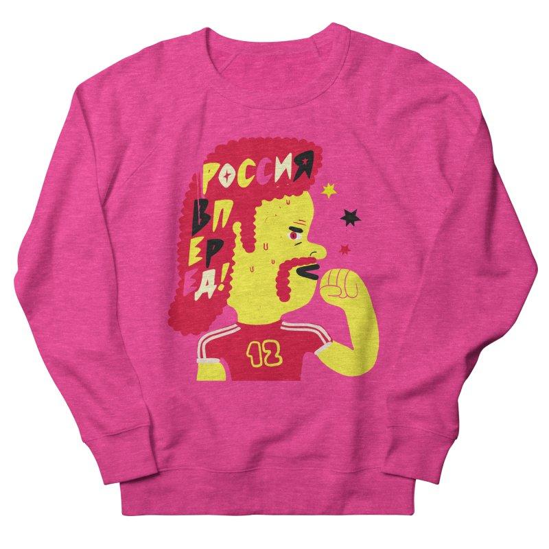 FAN ZONE / RUSSIA! Men's French Terry Sweatshirt by Mr.ED'store
