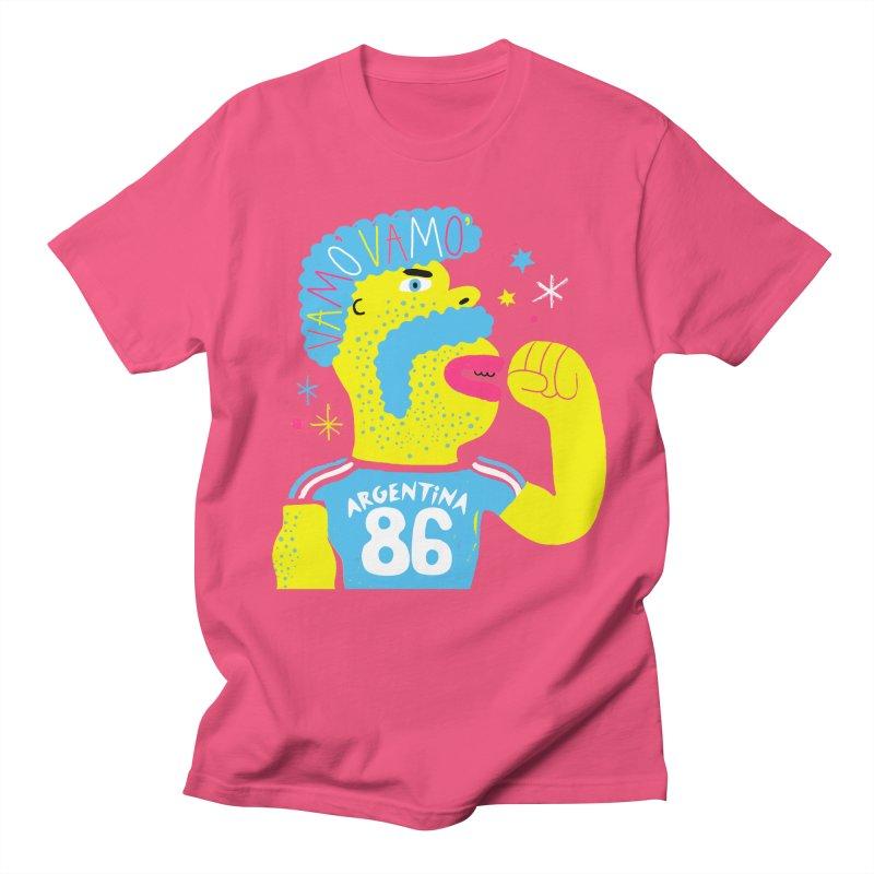FAN ZONE / ARGENTINA! Women's Regular Unisex T-Shirt by Mr.ED'store