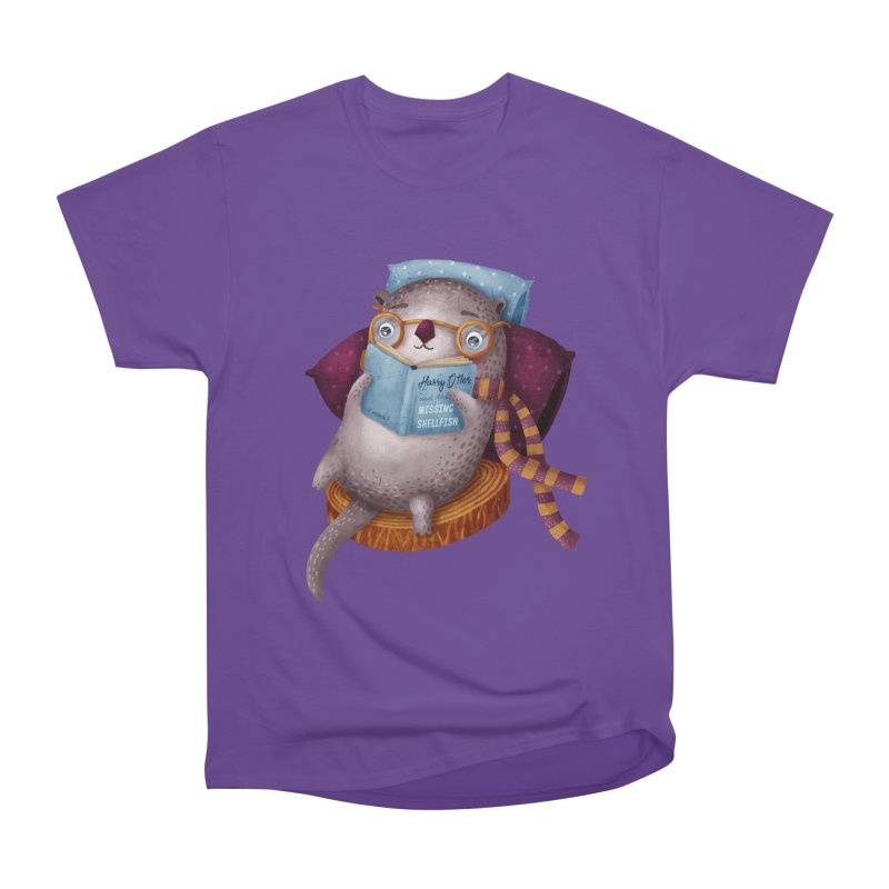 Harry Otter Men's T-Shirt by Literary Swag