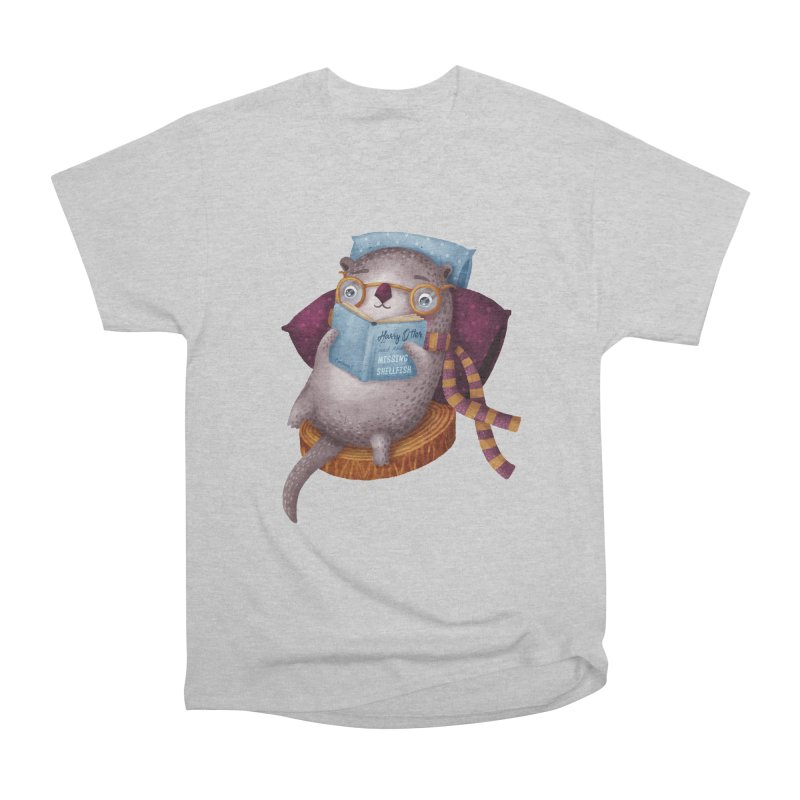 Harry Otter Men's Heavyweight T-Shirt by Literary Swag