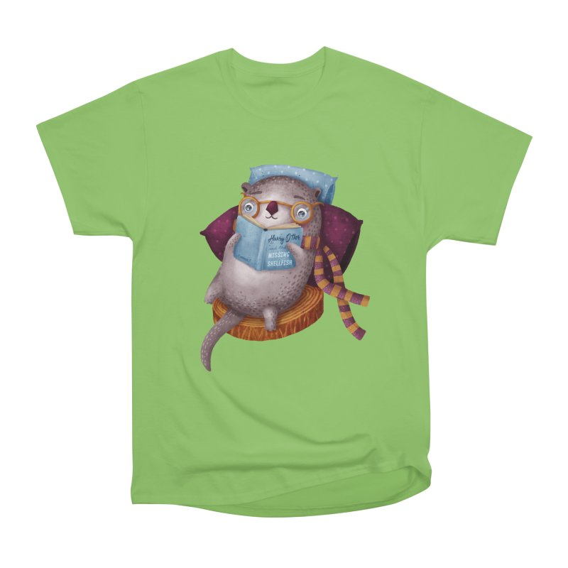 Harry Otter Women's T-Shirt by Literary Swag