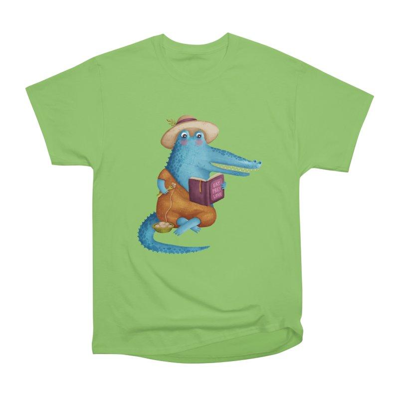EAT PREY LOVE Women's T-Shirt by Literary Swag