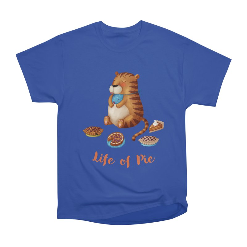 Life of Pie Women's T-Shirt by Literary Swag