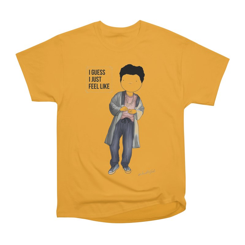 Doddle job I guess I just feel like Men's Heavyweight T-Shirt by Misterdressup