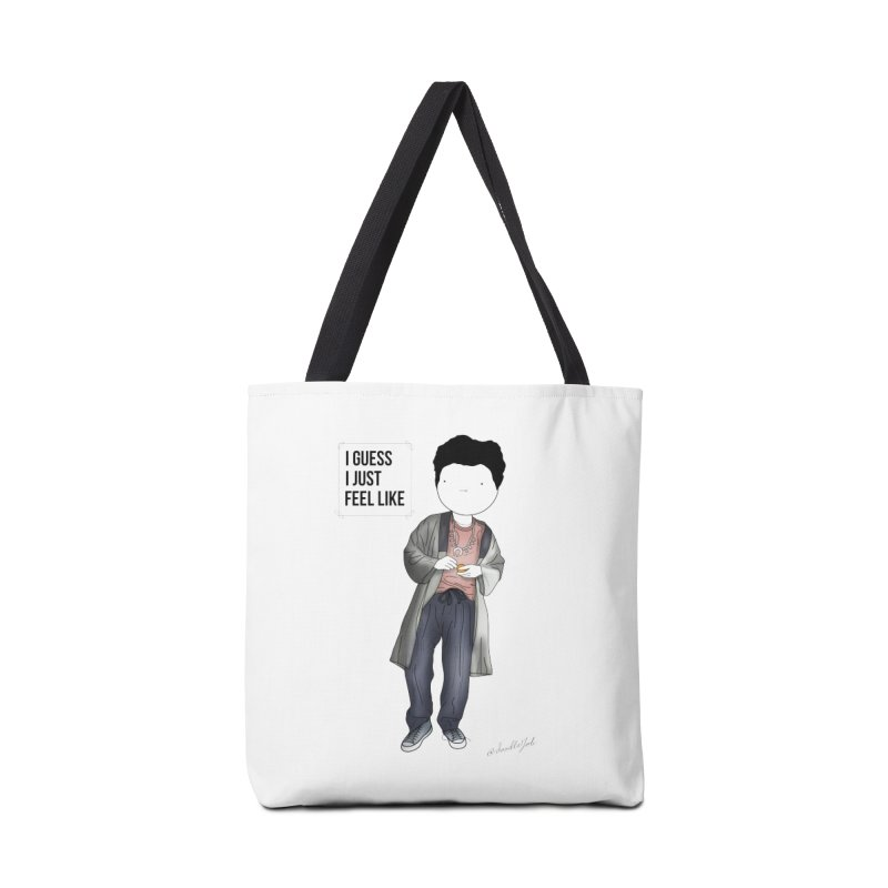 Doddle job I guess I just feel like Accessories Tote Bag Bag by Misterdressup