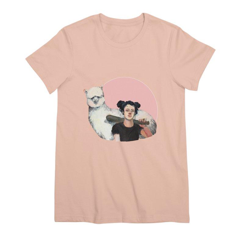 rebecca vollmar partners-in-crime Women's Premium T-Shirt by Misterdressup