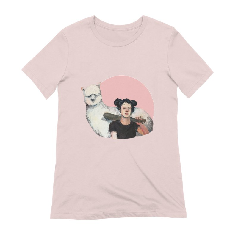 rebecca vollmar partners-in-crime Women's Extra Soft T-Shirt by Misterdressup