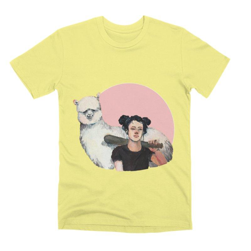 rebecca vollmar partners-in-crime Men's Premium T-Shirt by Misterdressup