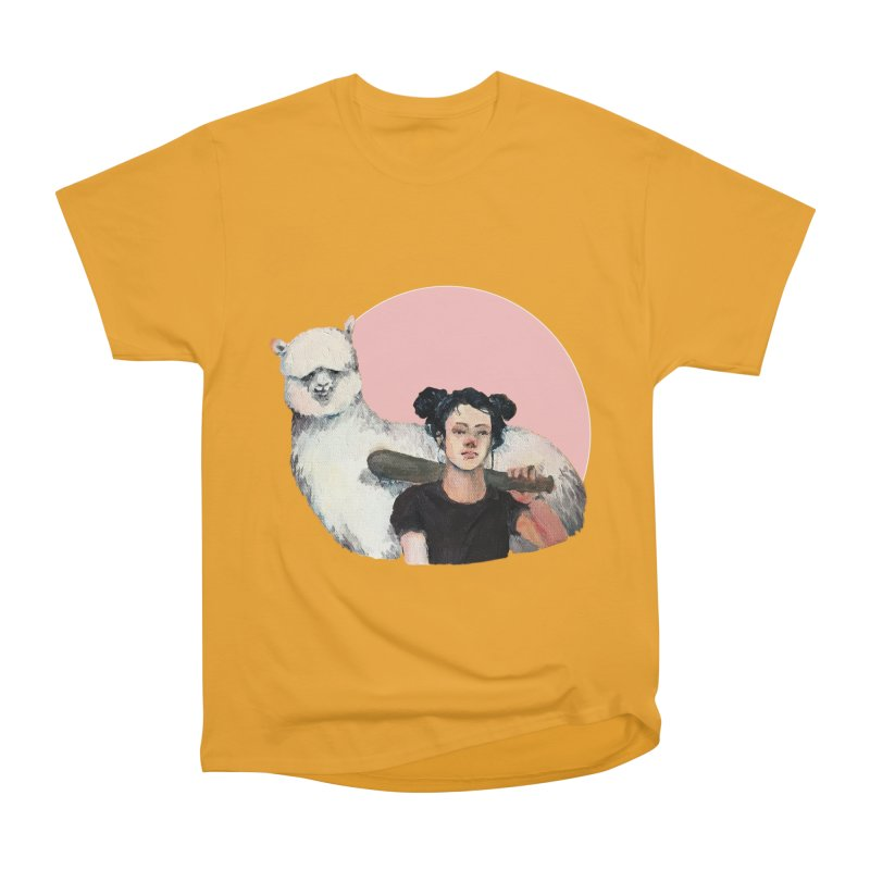rebecca vollmar partners-in-crime Women's Heavyweight Unisex T-Shirt by Misterdressup