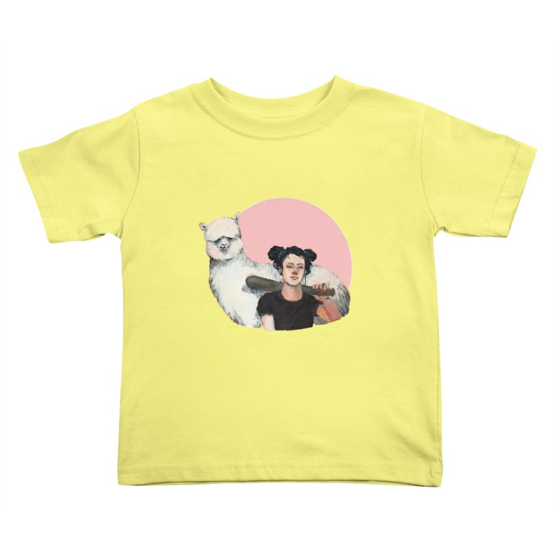 rebecca vollmar partners-in-crime Kids Toddler T-Shirt by Misterdressup