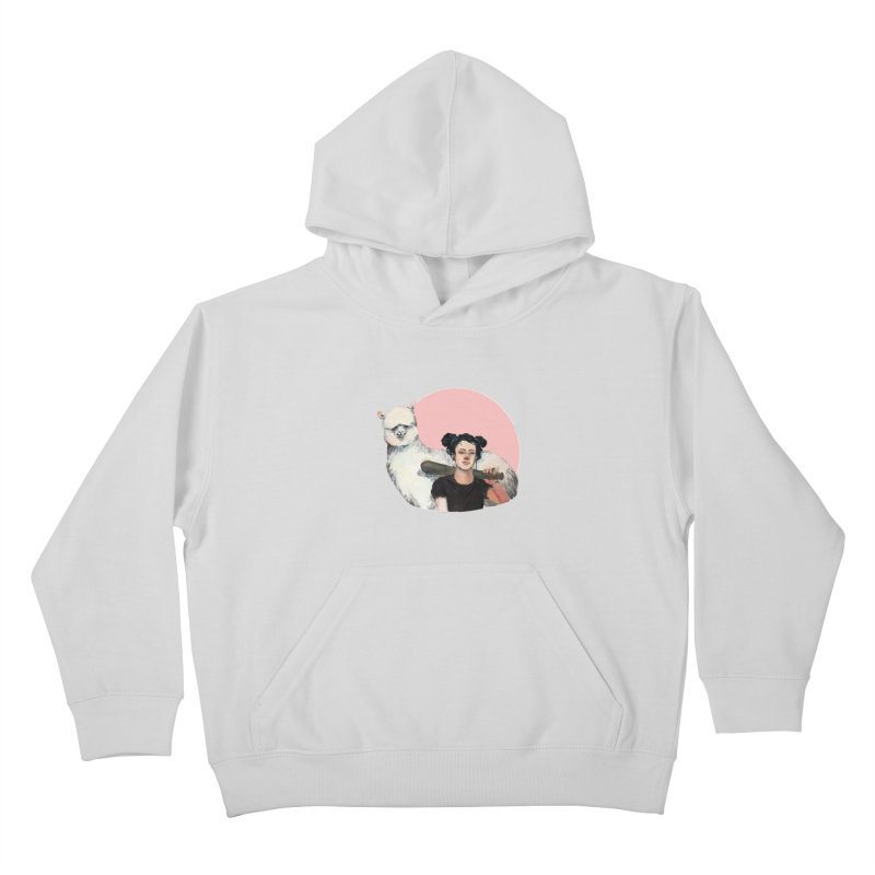rebecca vollmar partners-in-crime Kids Pullover Hoody by Misterdressup