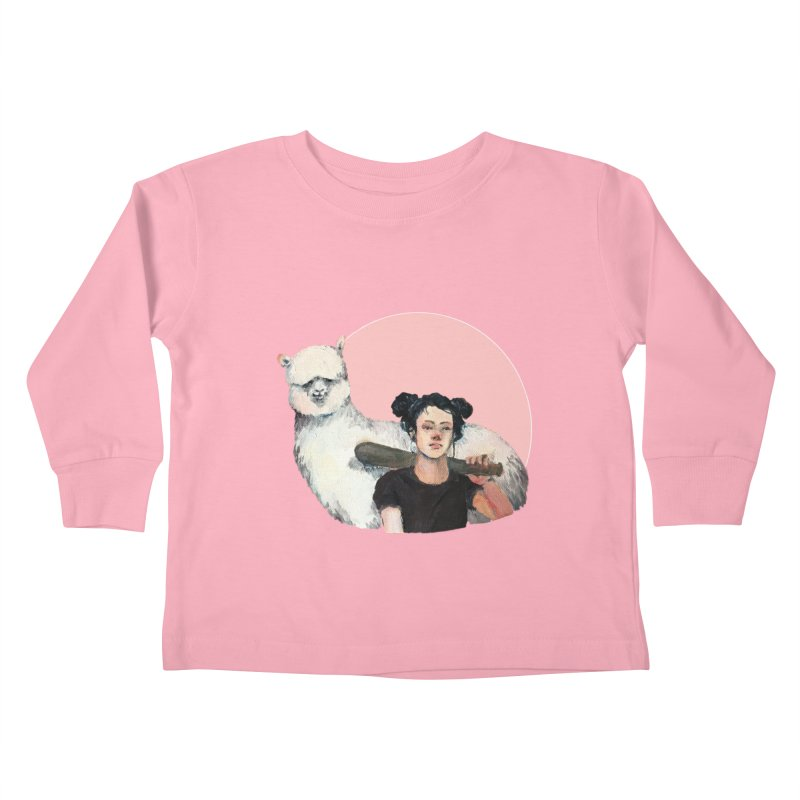 rebecca vollmar partners-in-crime Kids Toddler Longsleeve T-Shirt by Misterdressup